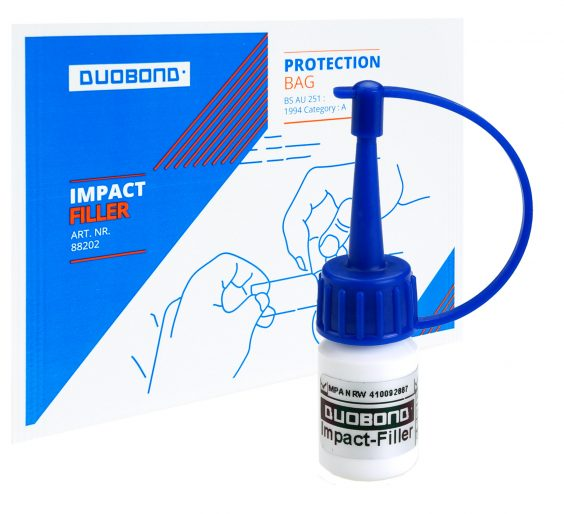882022 IMPACT-FILLER 2.5ML - Duobond Deckharz 2.5 ml - Duobond Windshield Repair | Windshield Removal | Scratch Removal