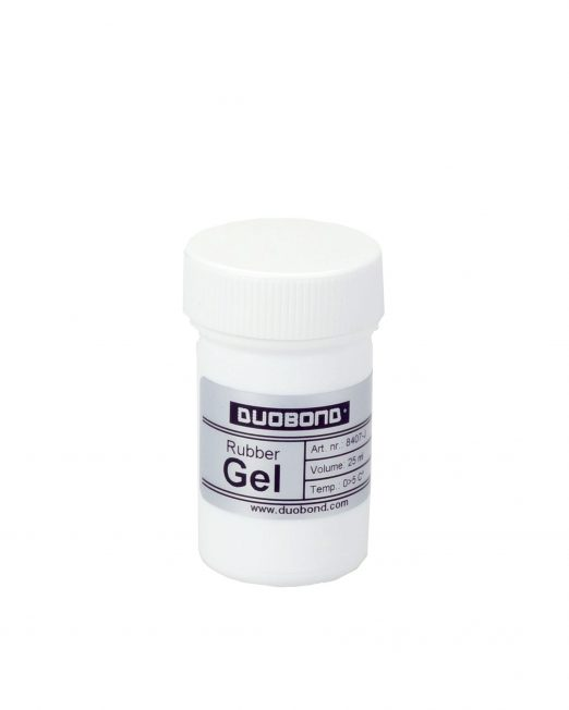 rubber gel